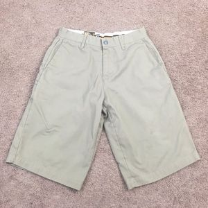 Volcom Men's Tan Brown Shorts Size 28